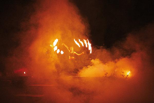 Flamba Feuershow
