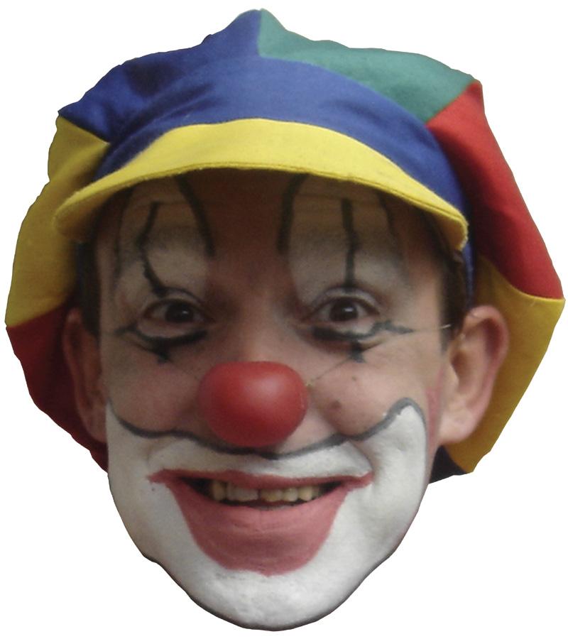 Clown Gino Pepino